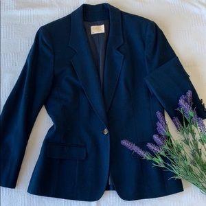 Pendleton Classic Navy Blue Blazer size 12